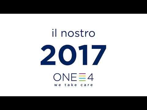 Il 2017 di ONE4