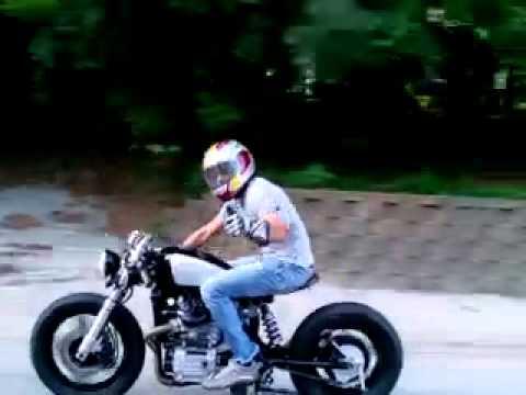 Honda Vt500 Café Racer Videos Custom Bikecom