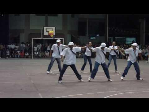coreografias cristianas - Esta es la participacion del 2do grupo de coreografia de la Iglesia