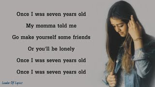 7 YEARS - Lukas Graham (Cover by Jasmine Thompson) (Lyrics)