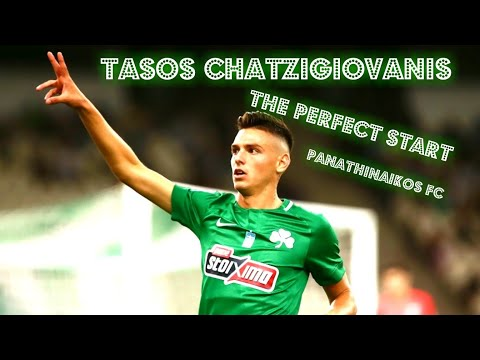 Tasos Chatzigiovanis   The Perfect Start   2018-2019 Season   Panathinaikos FC   HD  
