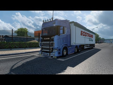 Scania S & R New Tuning Accessories (SCS) 1.30