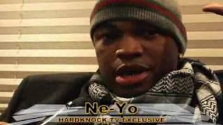 Ne-Yo addresses Young Berg Beef (Exclusive)