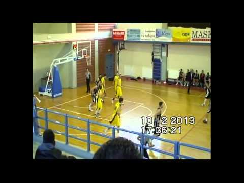 Marios Sakellariou highlights