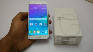 Samsung Galaxy Grand Max Unboxing