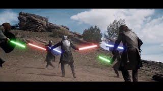 Tower of Joy - Jedi Battle (Game of Thrones + Star Wars)