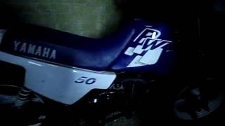 7. Yamaha PW50
