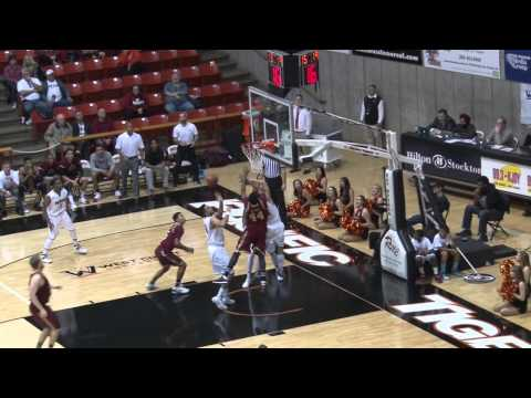 Pacific MBB Highlights vs SCU 1-11-2014