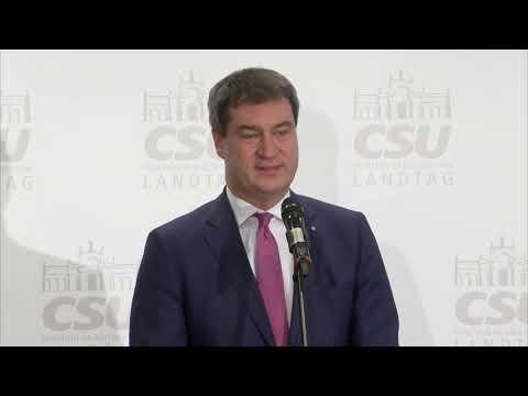CSU-Machtkampf entschieden: Markus Söder setzt sich a ...