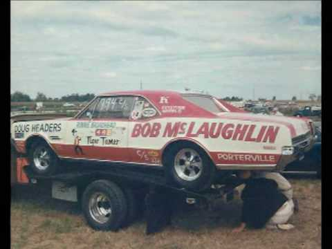 Drag Racing in the 60's US Nationals Part 3