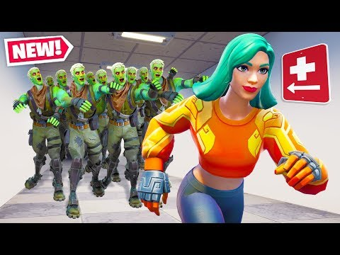 HOSPITAL ESCAPE 99% Impossible Challenge In Fortnite Creative