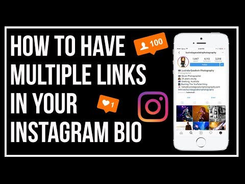 HOW TO USE LINKTREE TO HAVE MULTIPLE LINKS IN YOUR INSTAGRAM BIO   LUCINDA GOODWIN PHOTOGRAPHY