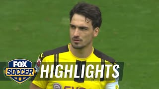 Borussia Dortmund vs. 1. FC Koln | 2015-16 Bundesliga Highlights by FOX Soccer