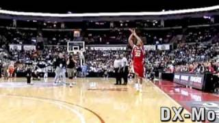 Jereme Richmond (Dunk #1) - 2010 McDonald's High School All American Dunk Contest