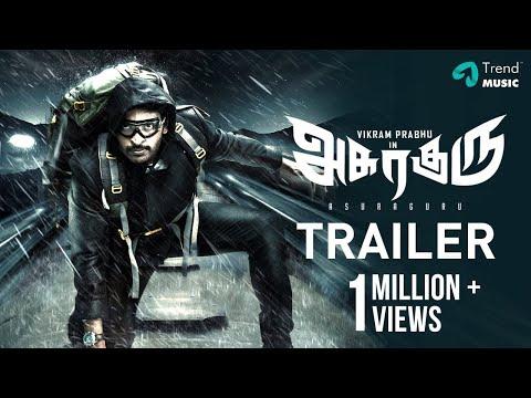 Asura Guru Tamil movie Official Trailer Latest