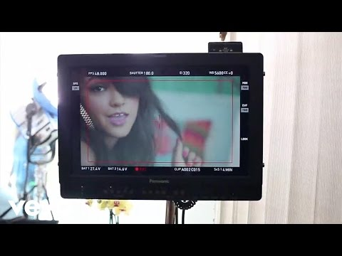 shower - Music video by Becky G performing Shower - Behind The Scenes. (C) 2014 Kemosabe Records.