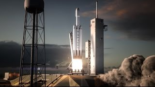 SpaceX Falcon Heavy | spacetimes