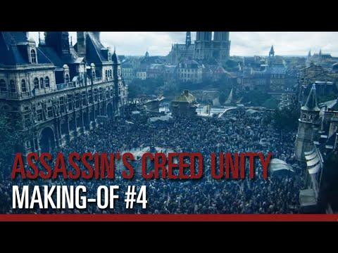 Assassin's Creed Unity : Paris en vidéo