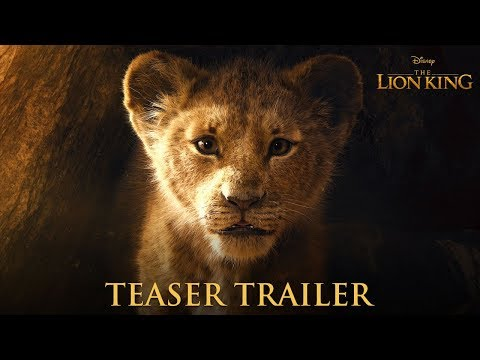 El Rey León - Official Teaser Trailer?>