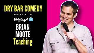 Not all kids should go to school - Brian Moote  #DryBarComedy