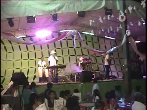 Jonh Benny Vega y su Kumbala Show, En Acatepec, Gro.