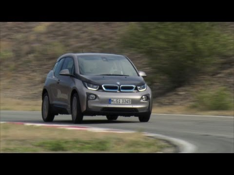 BMW i3 Тест-драйв BMW i3