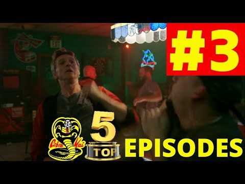 #3 {S2:E6 Take a Right} - Top 5 Cobra Kai Episodes