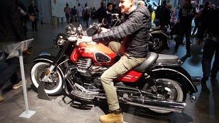 5. BRAND NEW! Moto Guzzi Eldorado