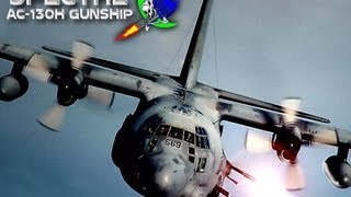 BF - AC130 & TANK SUPERIORITY | Battlefield 3 ARMORED KILL PREVIEW