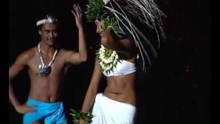 Traditional Tahitian Dance - 4