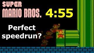 Video Is 4:55 the perfect speedrun? Super Mario Bros. World Record Explained MP3, 3GP, MP4, WEBM, AVI, FLV Maret 2019