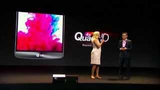 Video trực tiếp giới thiệu LG G3 tại London