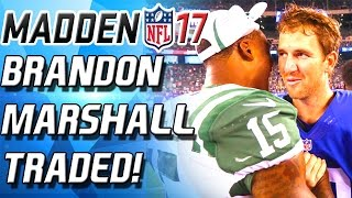 """Just talking some OffSeason Football! Giants loading up again!https://www.maddencoinwizard.com/ - BURGER 12% OffPODCAST - https://www.youtube.com/channel/UCECf_OLQtQoZvEfDQjoATJwINSTAGRAM - https://www.instagram.com/cullenburgerytTWITTER -  http://www.twitter.com/cullenburgar***Check Out CyberPowerPC!: http://goo.gl/NU5kBJ Use coupon code """"Burger"""" to take 5% off your order over $1299***Business Contact: CULLENBURGERYT@Gmail.comTWITCH - http://www.twitch.tv/cullenburgerNFL Trades,Brandon Marshall,Brandon Marshall Giants,NFL Super Team,NFL Giants,Eli Manning,NFL Giants,NFL Trade,Odell Beckham"""