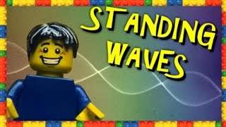 Lego Standing Wave - Make Science Fun