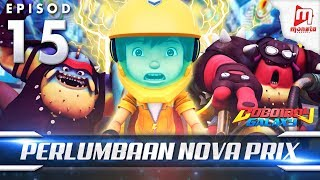 Video BoBoiBoy Galaxy EP15 | Perlumbaan Angkasa Nova Prix MP3, 3GP, MP4, WEBM, AVI, FLV Desember 2017