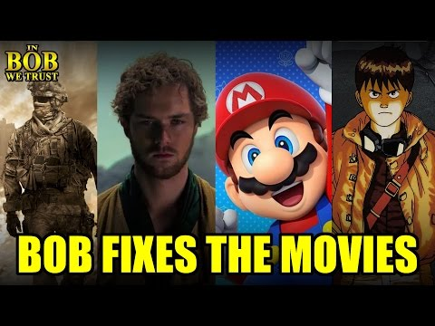 In Bob We Trust - BOB FIXES THE MOVIES