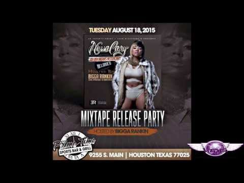 NESSACARY-BY ANY MEANS NESSACARY MIXTAPE RELEASE PARTY