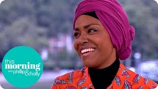 Subscribe now for more! http://bit.ly/1JM41yF Broadcast on 08/09/2016 Great British Bake Off winner Nadiya Hussain is in the ...