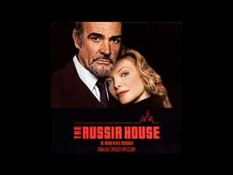 Jerry Goldsmith-The Russia House-Love Theme