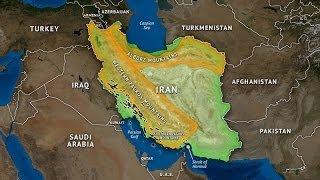 Iran - Geography