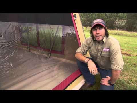 12FT Camper Tent
