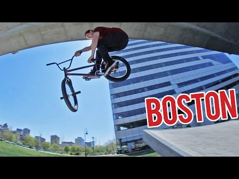 CT-5: Boston's Skatepark is PERFECT
