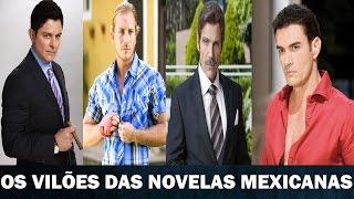 Caliente News apresenta:OS VILÕES DAS NOVELAS MEXICANASSaiba quem foram os maiores vilões das tramas mexicanas.Conheça os vilões das novelas mexicanas mais famosas.INSCREVA-SE NO CANALClique: https://www.youtube.com/c/CalienteNewsOficial?sub_confirmation=1++++++++++++++++++++++++++++++++++++Constance - The Descent de Kevin MacLeod está licenciada sob uma licença Creative Commons Attribution (https://creativecommons.org/licenses/by/4.0/)Origem: http://incompetech.com/music/royalty-free/index.html?isrc=USUAN1100850Artista: http://incompetech.com/+++++++++++++++++++++++++++++++++++++Faça parte do canal Caliente News, inscreva-se e participe!Clique: https://www.youtube.com/c/CalienteNewsOficial?sub_confirmation=1Assista também:Vilãs Mexicanas - Antes e Depois: https://www.youtube.com/watch?v=DXnGqYcl604Nudes Vazados dos Famosos: https://www.youtube.com/watch?v=Y7aKTcqnk54Os Finais das Vilãs das Novelas Mexicanas: https://www.youtube.com/watch?v=vzbpHuDtOXkCurta, comente e compartilhe os vídeos do canal Caliente News com seus amigos!Gracias!