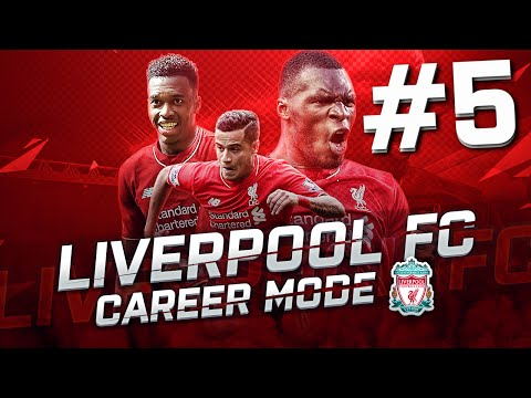 FIFA 16 Liverpool Career Mode - MERSEYSIDE DERBY & STURRIDGES COMEBACK! - Season 1 Episode 5