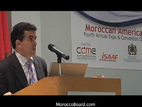 consular services for the Moroccan American community