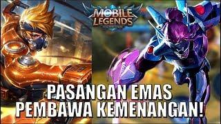 Video DUA ASSASSIN HANDAL YANG MENYATUKAN KEKUATAN! • Mobile Legends Indonesia (60 fps) MP3, 3GP, MP4, WEBM, AVI, FLV Oktober 2017