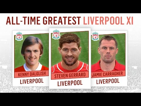 Video: All-Time Greatest Liverpool XI | Gerrard, Barnes, Dalglish!