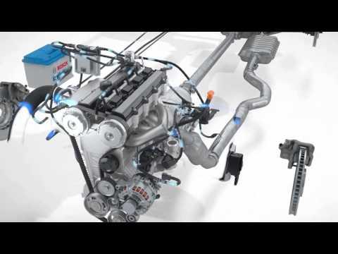 Tout savoir ou presque sur l'injection directe essence de Bosch