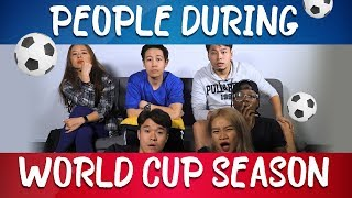 Video People During World Cup Season MP3, 3GP, MP4, WEBM, AVI, FLV Februari 2019