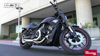 7. Competition Series 2-into-1 for 2012 Harley-Davidson Night Rod Special VRSCDX
